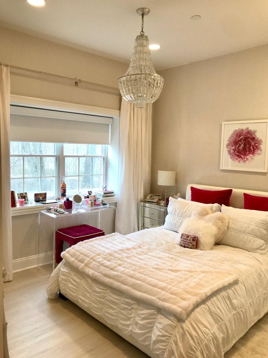 Room after interior design